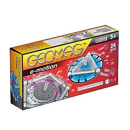 Geomag - 6841 - Jeu de Construction - E-Motion 24 Pièces