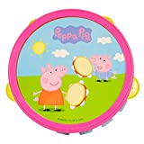 Peppa Pig Tambourine 16cm [Juguetes]