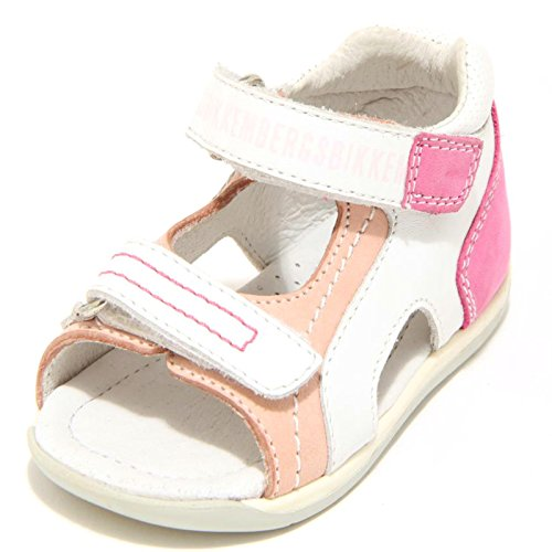 5984F sandalo BIKKEMBERGS PLUME NABUK scarpa bimba shoes kids [18]