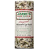 Jane's Krazy Mixed-Up Original Salt Blend 9.5 oz (Pack of 2)