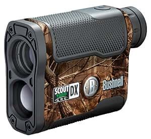 Bushnell Scout DX 1000 Arc Télémètre compact de chasse Camouflage