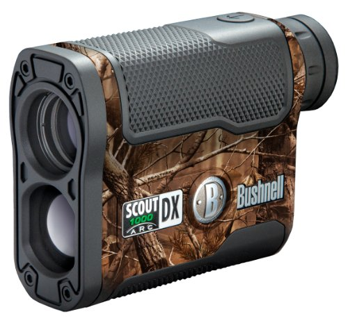 Why Choose Bushnell Scout DX 1000 ARC 6 x 21mm Laser Rangefinder