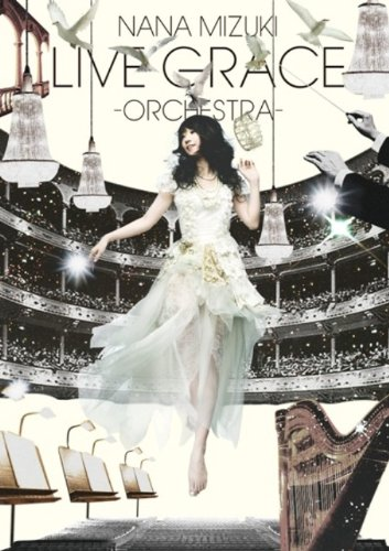 NANA MIZUKI LIVE GRACE - ORCHESTRE-[DVD]
