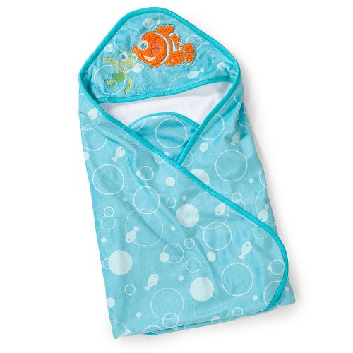 Summer Infant Nemo Hooded Towel