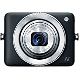 Canon PowerShot N 12.1 MP CMOS Digital Camera with 8x Optical Zoom and 28mm Wide-Angle Lens (Black)