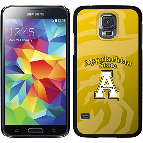 Appalachian State Designs On Black Samsung Galaxy S5 Thinshield Case