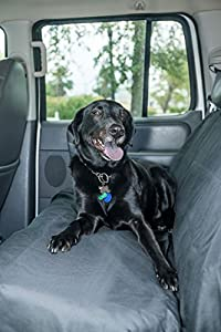 Bench Seat Cover for Dogs, cats or other beloved pets - Waterproof Protection for the backseat of your Car, Truck, Minivan or SUV by 2PET