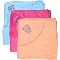 Dream Baby Blankets - Set Of 6 (Multi-color, 0-6 Months)
