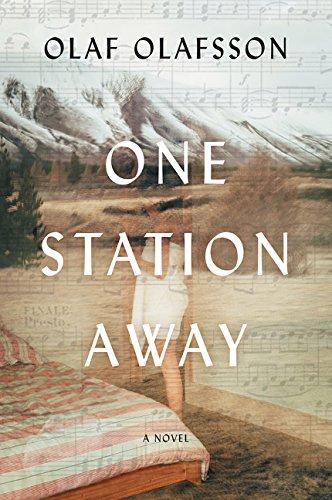 One Station Away A Novel [Olafsson, Olaf] (Tapa Blanda)
