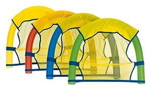 Beco Wassersitz für Poolnudel Aquanudel Sitz Aqua Training Wassernudel Zubehör