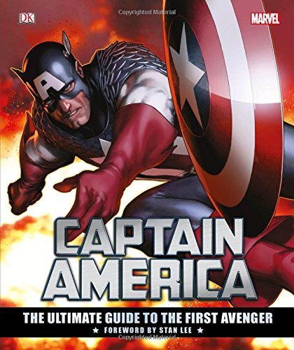 Marvel's Captain America: The Ultimate Guide to the First Avenger (Marvel Civil War Marvel Universe compare prices)