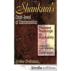Shankara's Crest Jewel of Discrimination: Viveka-Chudamani