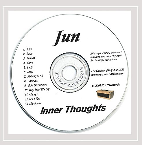 JUN - Inner Thoughts [Explicit]