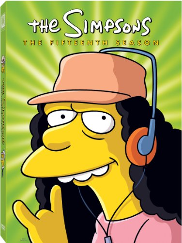 The Simpsons: The Fifteenth Season (2012)