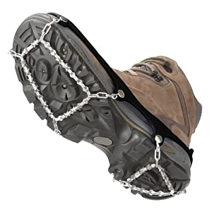 ICEtrekkers Diamond Grip (XL) Ice Grips/Ice Cleats