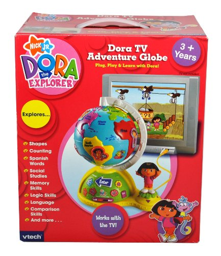Vtech Dora Learn & Go User's Manual - all-guides.com