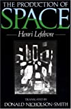 Book cover for The Production of Space
