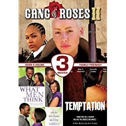 Gang of Roses II / What Men Think / Temptation