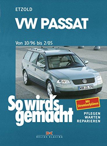 vw-passat-10-96-bis-2-05-so-wirds-gemacht-band-109