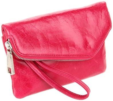 Hobo  Zara Wallet,Fuschia,One Size