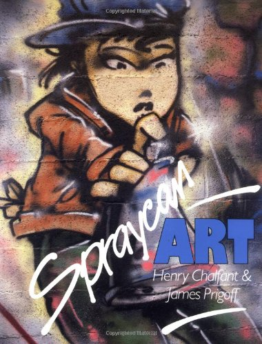 Spraycan Art (Street Graphics / Street Art) (Paperback) - Common