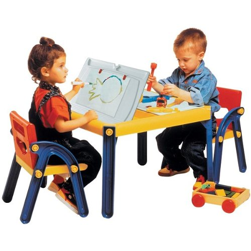 Play Centre Activity Table  &  Chairs Set