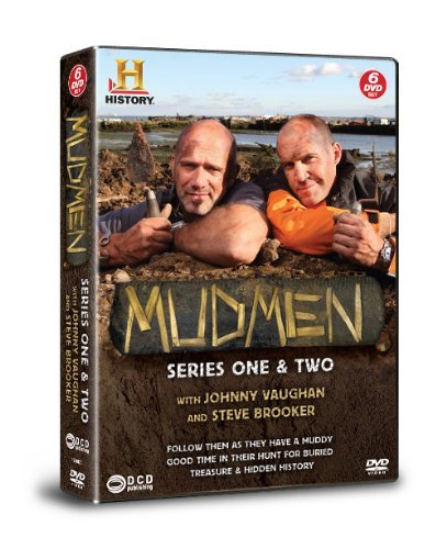 Mud Men Series One & Two [DVD]
