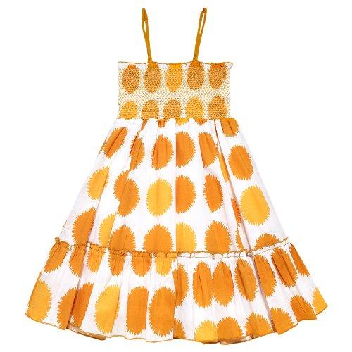 Masala Baby Girls 2-6x Jazz Sun Dress