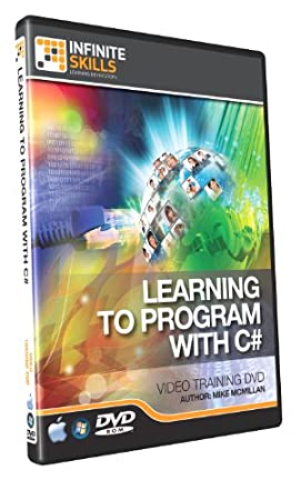 Learn C# Programming Training DVD - Tutorial Video