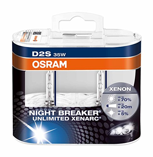 osram xenarc night breaker unlimted d1s d2s im test. Black Bedroom Furniture Sets. Home Design Ideas