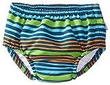 i play. Baby-Boys Newborn Ultimate Snap Swim Diaper-M&M, Multi, 6-12 Months