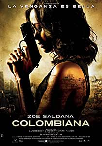 Colombiana (BD) [Blu-ray]