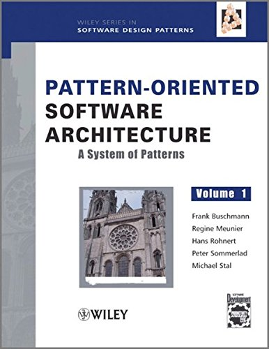 Pattern-Oriented Software Architecture Volume 1: A System of Patterns (Software Architecture 1 compare prices)