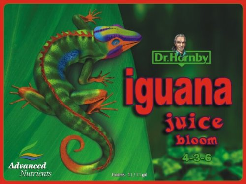 Advanced Nutrients Organic Iguana Juice Bloom