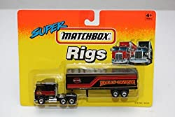 Matchbox Super Rigs Harley Davidson