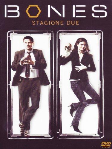 Bones - Stagione 02 (6 Dvd)