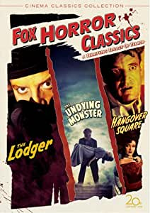 Fox Horror Classics Collection - (The Lodger / Hangover Square / The Undying Monster)