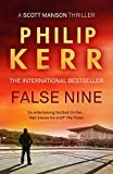 False Nine (A Scott Manson Thriller Book 3)