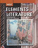 img - for Holt Elements of Literature: Essentials of American Literature, 5th Course book / textbook / text book