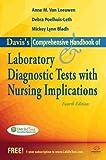 Davis's Comprehensive Handbook of Laboratory and Diagnostic Tests With Nursing Implications (Davis's Comprehensive Handbook of Laboratory & Diagnostic Tests W/ Nursing Implications)