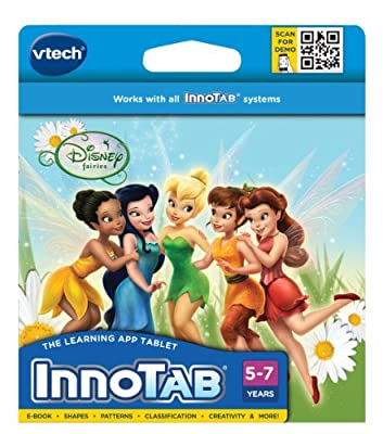 VTech InnoTab Software: Disney Fairies