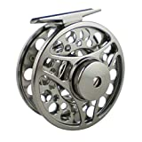 Aluminum Alloy Large Abor Fly Fishing Reel