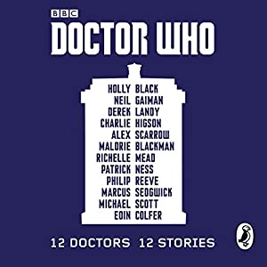 Doctor Who: 12 Doctors 12 Stories Audiobook
