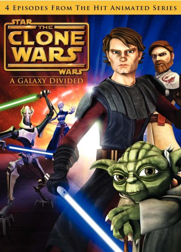 Star Wars - The Clone Wars Volume 1 [DVD]