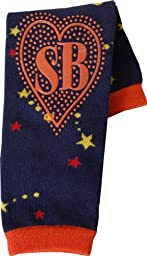 Snazzy Baby My Baby\'s Non Slip Leg Warmers, Starry Nights