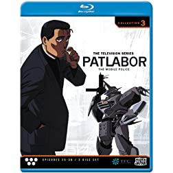 Patlabor TV: Collection 3 [Blu-ray]