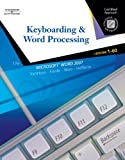 img - for Keyboarding & Word Processing, Lessons 1-60 (College Keyboarding) book / textbook / text book