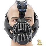 TDKR Batman Bane Mask Replica Newest Version for Halloween Costume Cosplay 2013 Coslive
