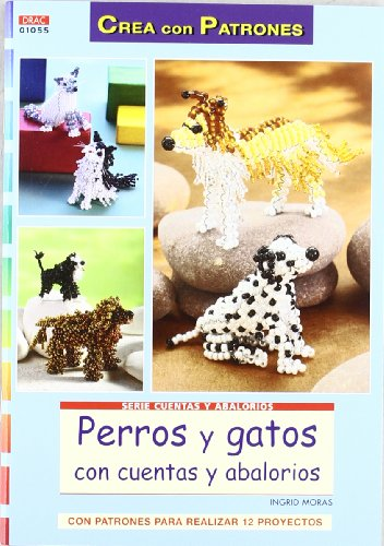 perros-y-gatos-con-cuentas-ya-abalorios-serie-cuentas-y-abalorios