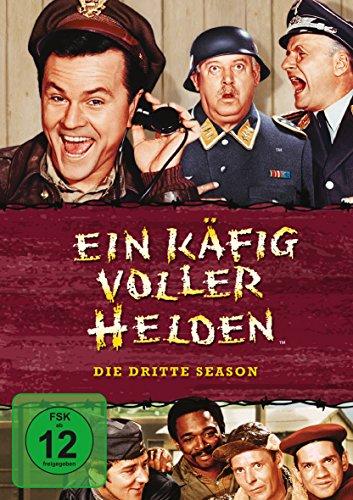 Ein Käfig voller Helden - Season 3 [5 DVDs]